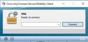 VPN Cisco Anyconnect