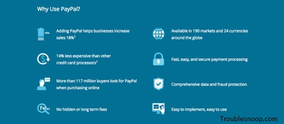 PayPal account in India