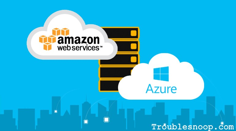 AWS vs Azure Database Service Comparison