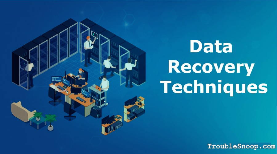 Methods for Data Recovery