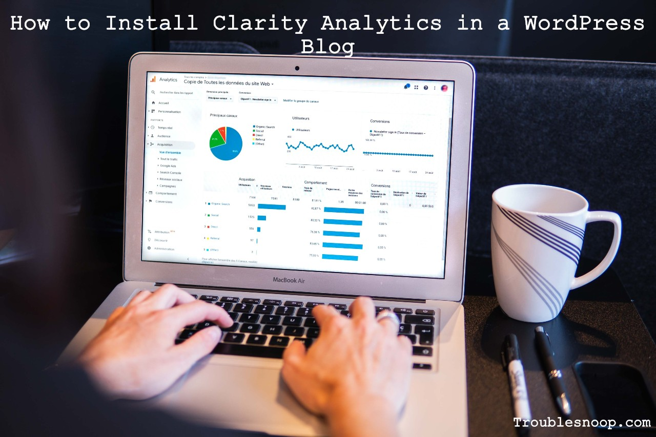 How to Install Clarity Analytics in a WordPress Blog