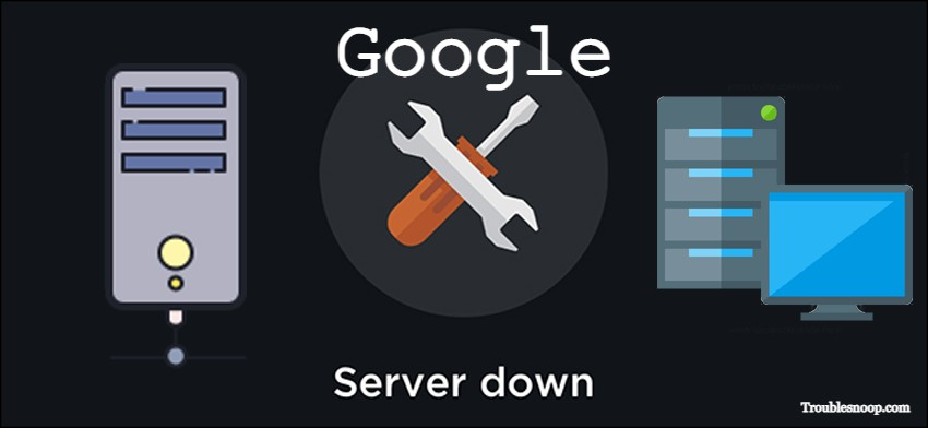 Google YouTube and Gmail server went down