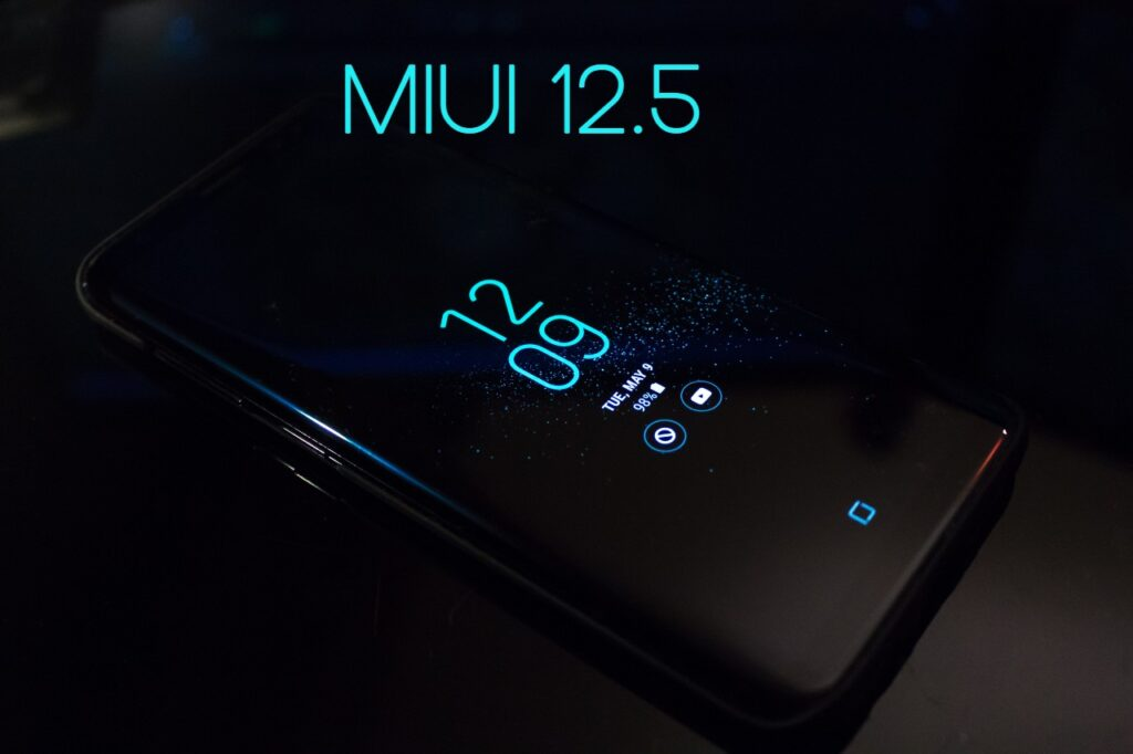 MIUI 12.5 supported devices full list