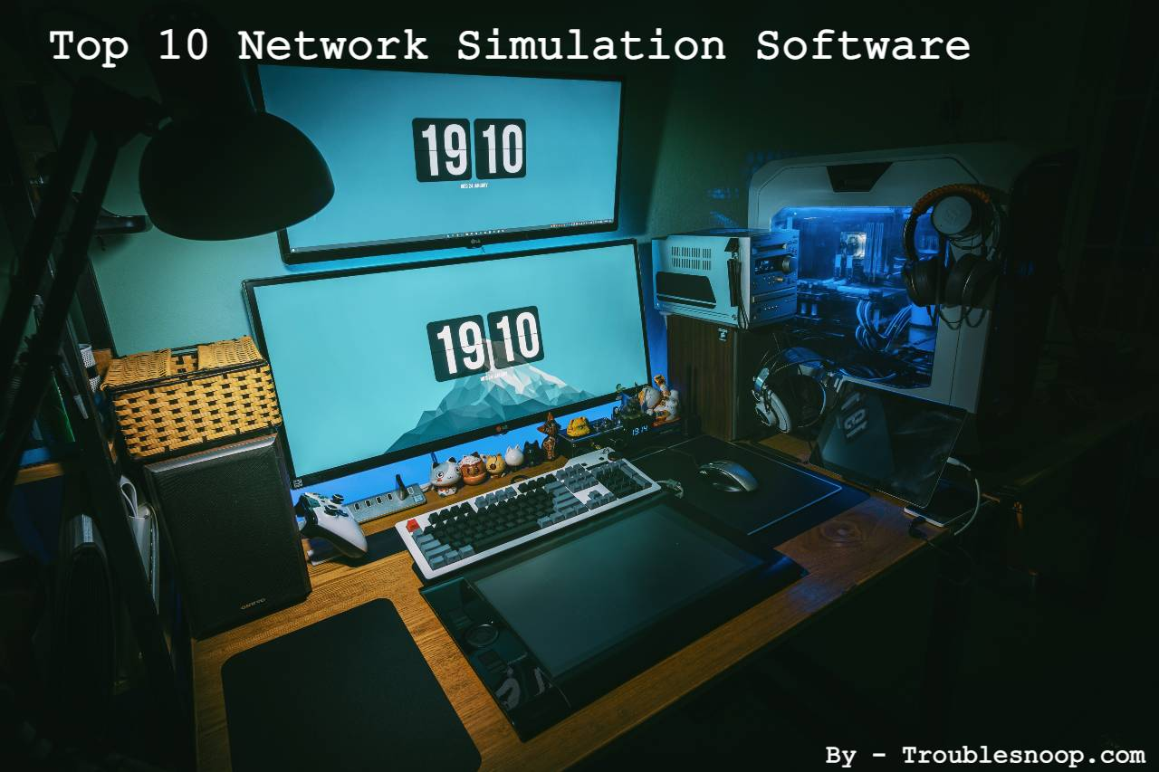 Top 10 Network Simulation Software