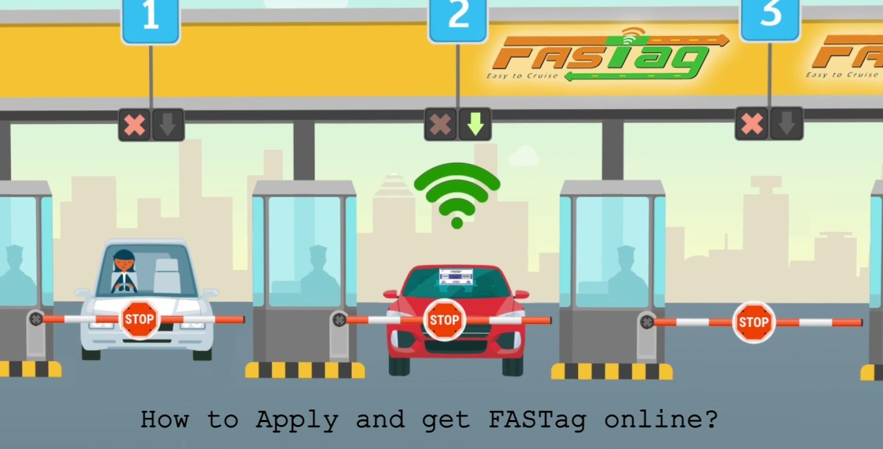 How to Apply and get FASTag online_