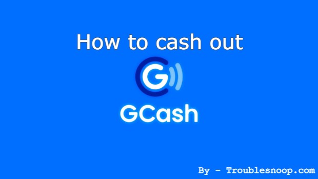 How to cash out Gcash