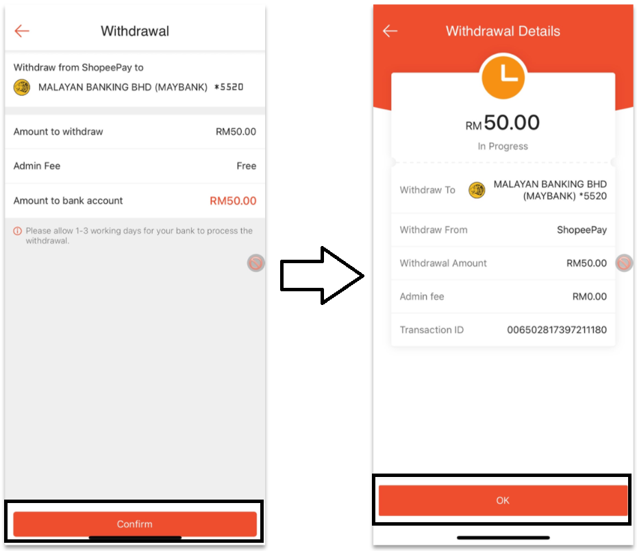 How to Withdraw Money from Shopeepay update