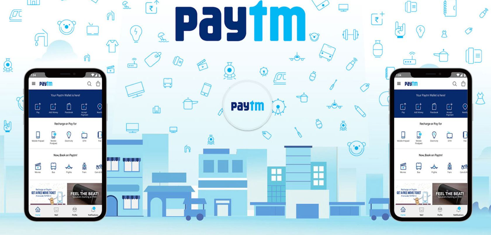 Paytm QR Code: How to share my Paytm QR code